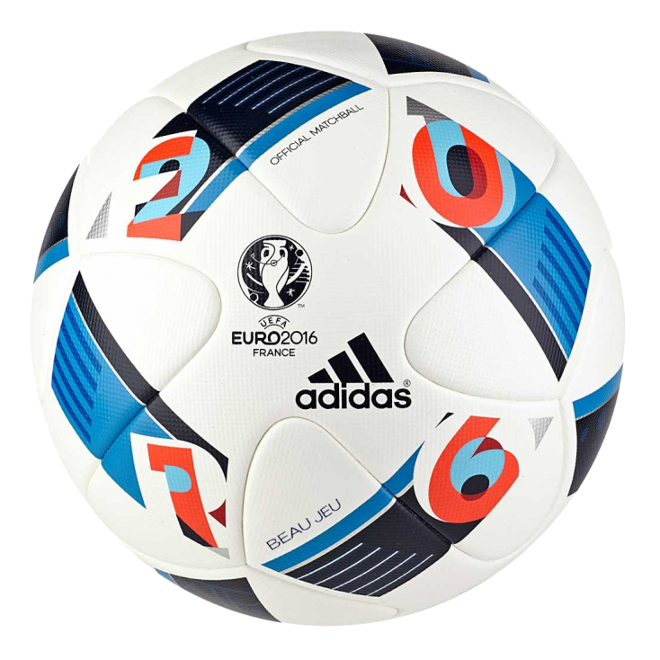 Official match ball EURO 2016 Adidas
