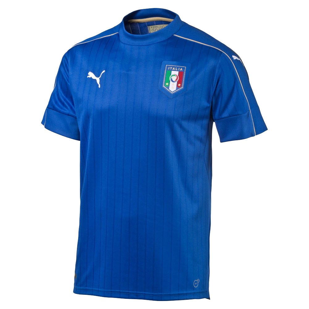 Maillot italie domicile euro 2016 puma styl 39 foot for Exterieur italien