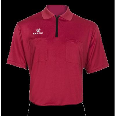 Camiseta de árbitro KELME roja