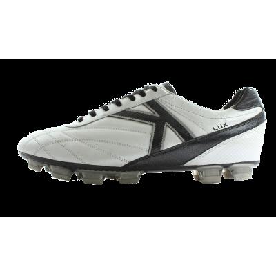 Botas de fútbol LUX TRX blanca KELME