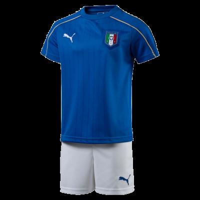 Mini kit Italie domicile EURO 2016 Puma