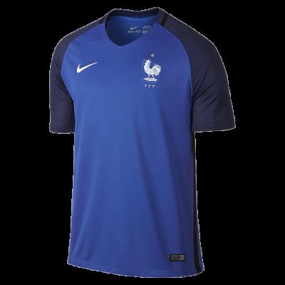 Maillot France domicile EURO 2016 NIKE