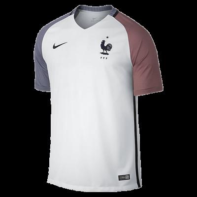 Maillot France extérieur EURO 2016 NIKE
