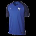 Football shirt kid France home EURO 2016 NIKE