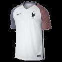 Football shirt kid France away EURO 2016 NIKE