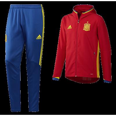 Tracksuit Spain Adidas Eurocup 2016