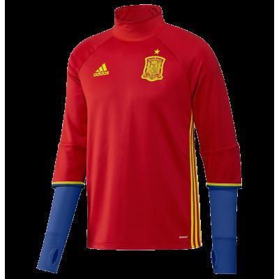 Training top Espagne rouge Adidas