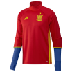 Training top Spain red Adidas
