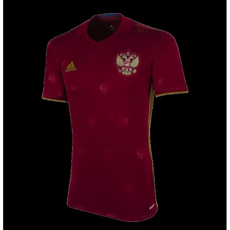Shirt Russia home EURO 2016 ADIDAS