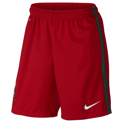 Short JR Portugal domicile EURO 2016 NIKE