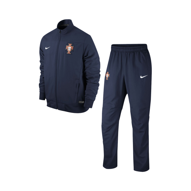 Tracksuit Portugal NIKE 2014-16