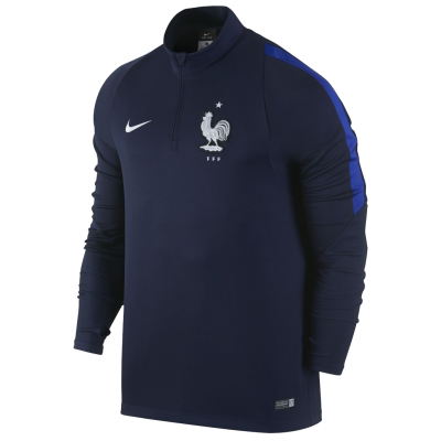 Sweat Drill Top France Euro 2016 Nike