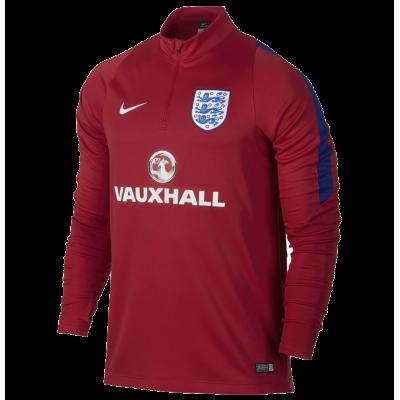 Sweat kid Drill Top England Euro 2016 Nike