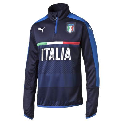 Sweat JR Italie bleu PUMA 2016