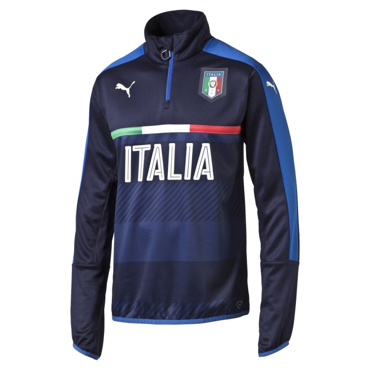 Sweat Italy blue PUMA 2016