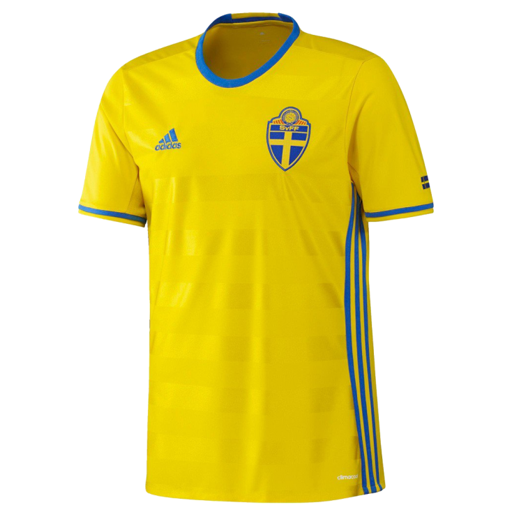 Maillot Suède domicile EURO 2016 ADIDAS