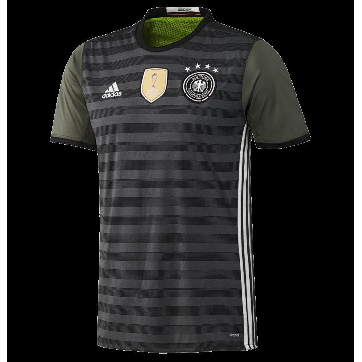 Maillot Allemagne extérieur EURO 2016 ADIDAS