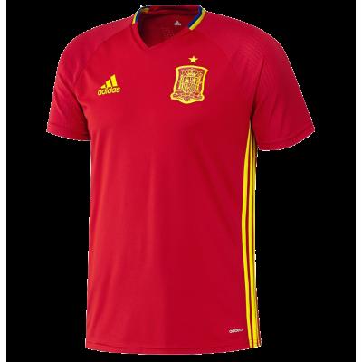 Training Espagne rouge Adidas