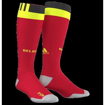 Chaussettes Belgique domicile EURO 2016 ADIDAS