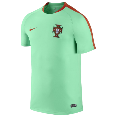 Training top Flash Portugal vert EURO 2016 NIKE