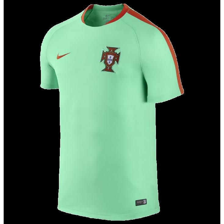 Training top Flash Portugal vert EURO 2016 NIKE