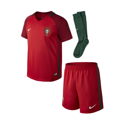 Kit Portugal home EURO 2016 NIKE