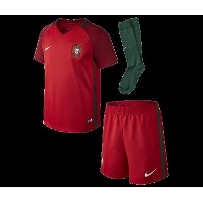 Mini kit Portugal domicile EURO 2016 NIKE