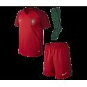 Kit Portugal home EURO 2016 NIKE