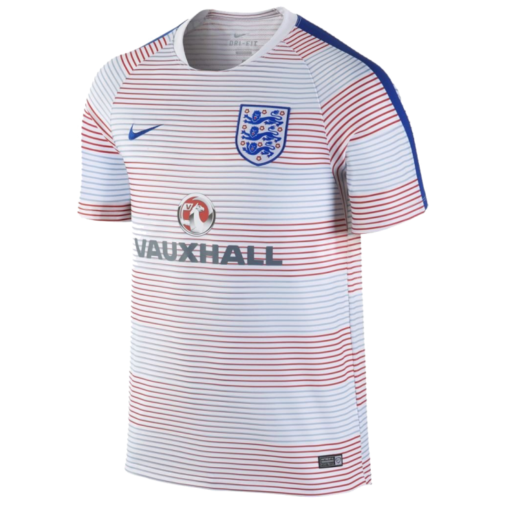 Training top England EURO 2016 NIKE