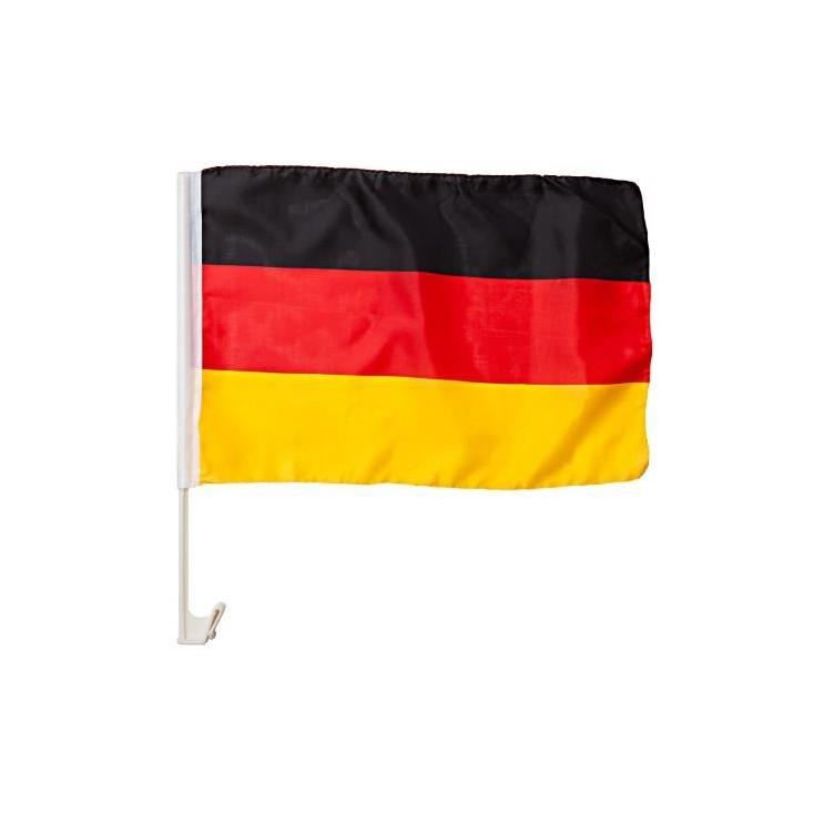 Bandera coche país 30 x 45 cm