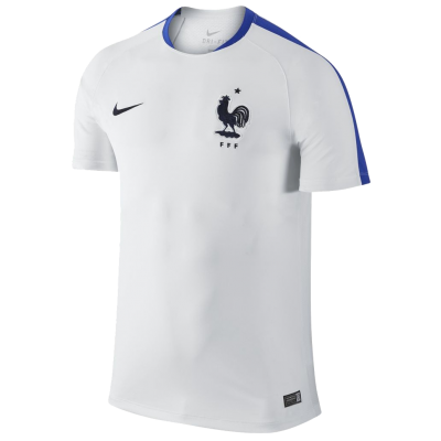 Training top kid Flash France white EURO 2016 NIKE