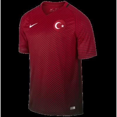 Maillot Turquie domicile EURO 2016 NIKE