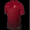 Football shirt Turkey home EURO 2016 NIKE