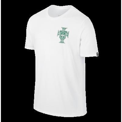 Tee shirt Portugal blanc EURO 2016 NIKE