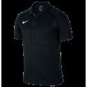 Camiseta de árbitro NIKE negro 2016-18