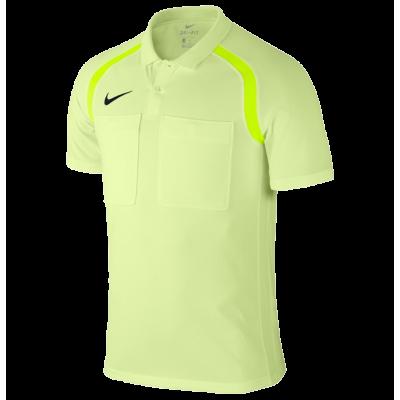 Camiseta de árbitro NIKE amarilla 2016-18