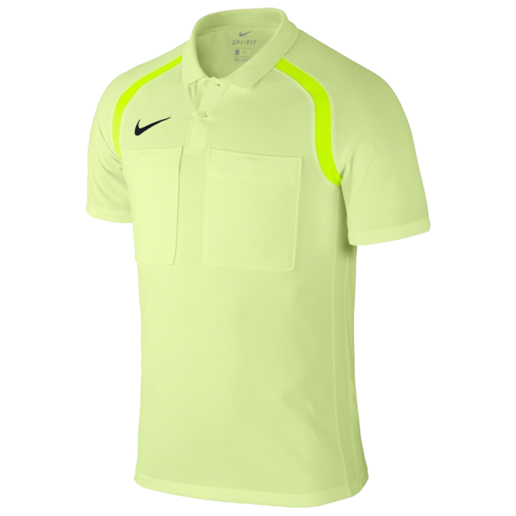 Referee shirt NIKE yellow 2016-18