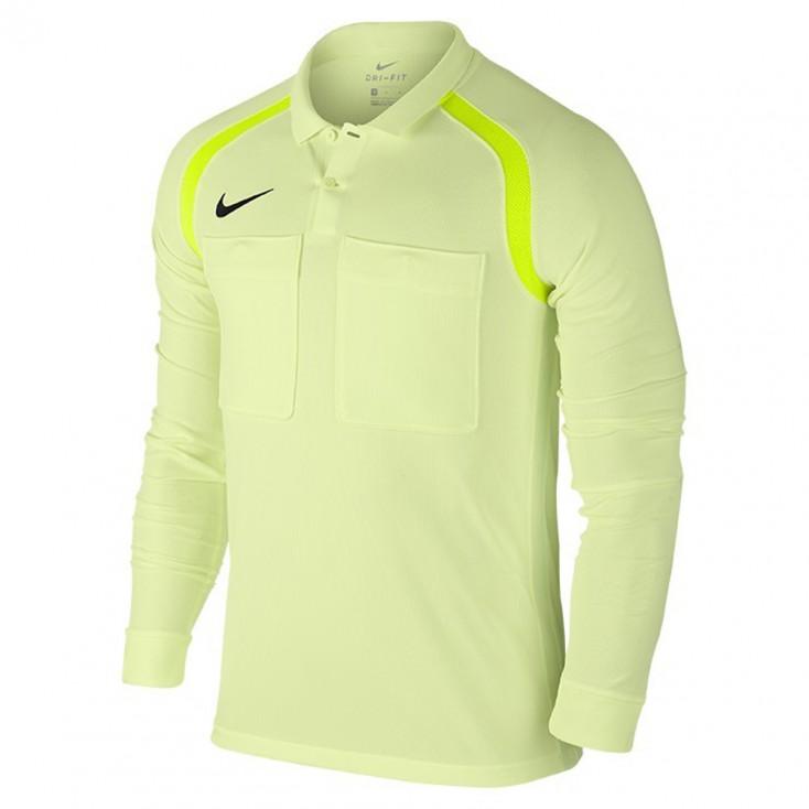 Referee shirt NIKE yellow 2016-18