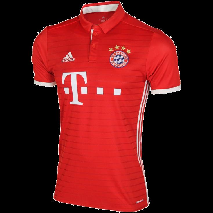 Maillot Bayern Munich domicile 2016-17 ADIDAS