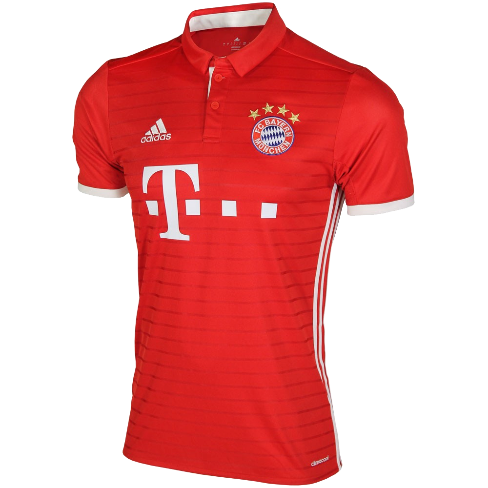 camiseta bayern munich domicilio 2016 17 adidas. Black Bedroom Furniture Sets. Home Design Ideas