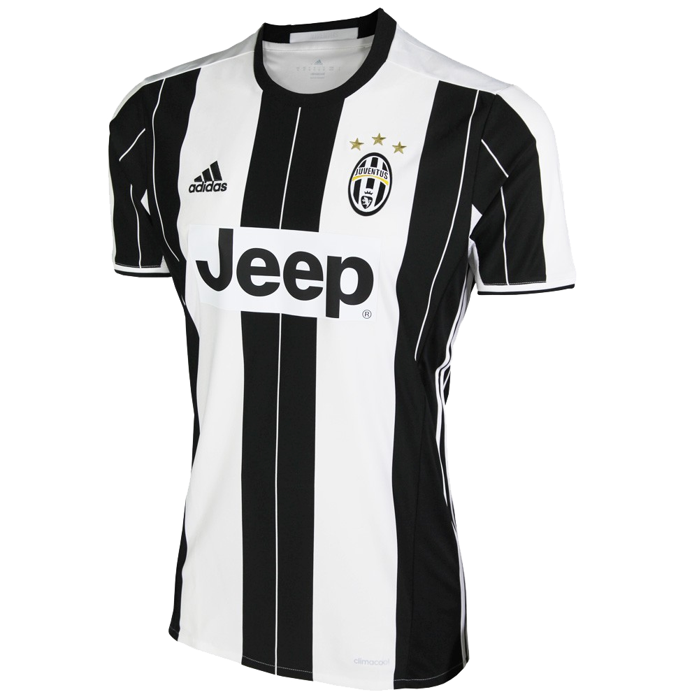 maillot juventus domicile 2016 17 adidas styl 39 foot. Black Bedroom Furniture Sets. Home Design Ideas