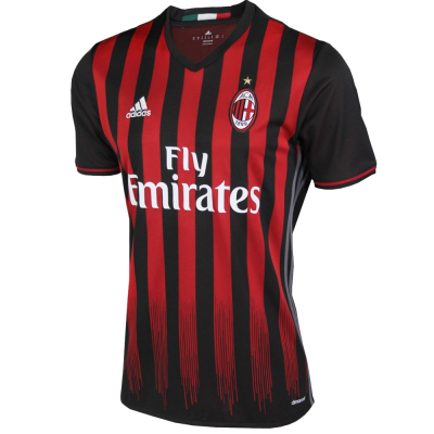 Shirt Milan home 2016-17 ADIDAS