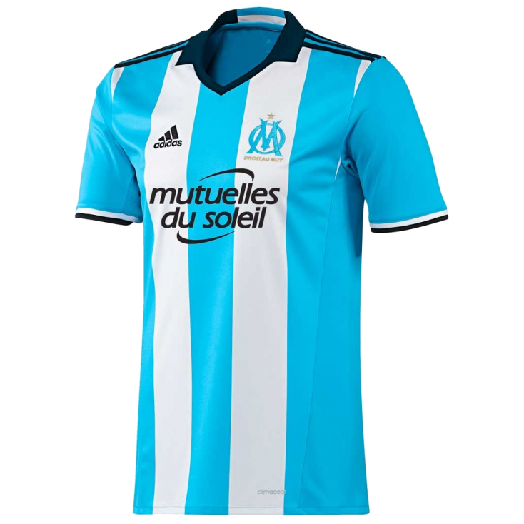 Camiseta Marsella third 2016-17 ADIDAS