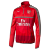 Training top Arsenal Puma rouge