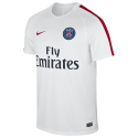 Maillot entrainement PSG blanc Nike