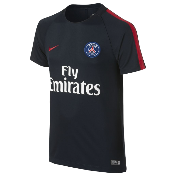 Training top PSG blue Nike