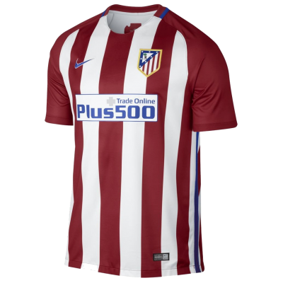 Shirt Atletico Madrid home 2016-17 NIKE