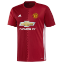 Maillot Manchester United domicile 2016-17 Adidas