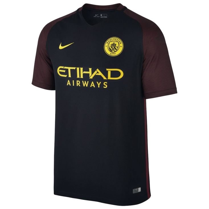 Shirt Manchester City away 2016-17 NIKE