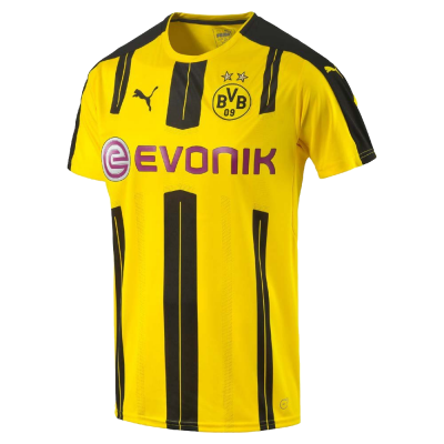 Maillot Borussia Dortmund domicile 2016-17